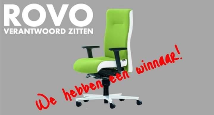 Winnaar ROVO actie