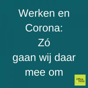 Werken en Corona